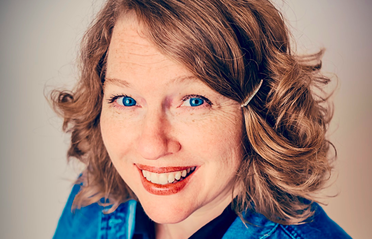 Book Q&As with Deborah Kalb: Q&A with Katherine Center