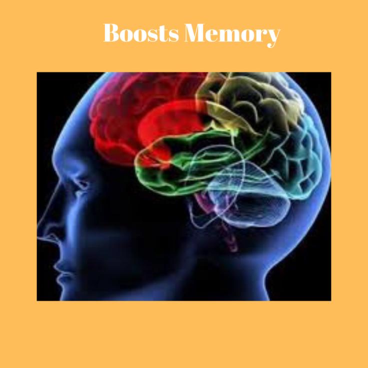 boosts memory