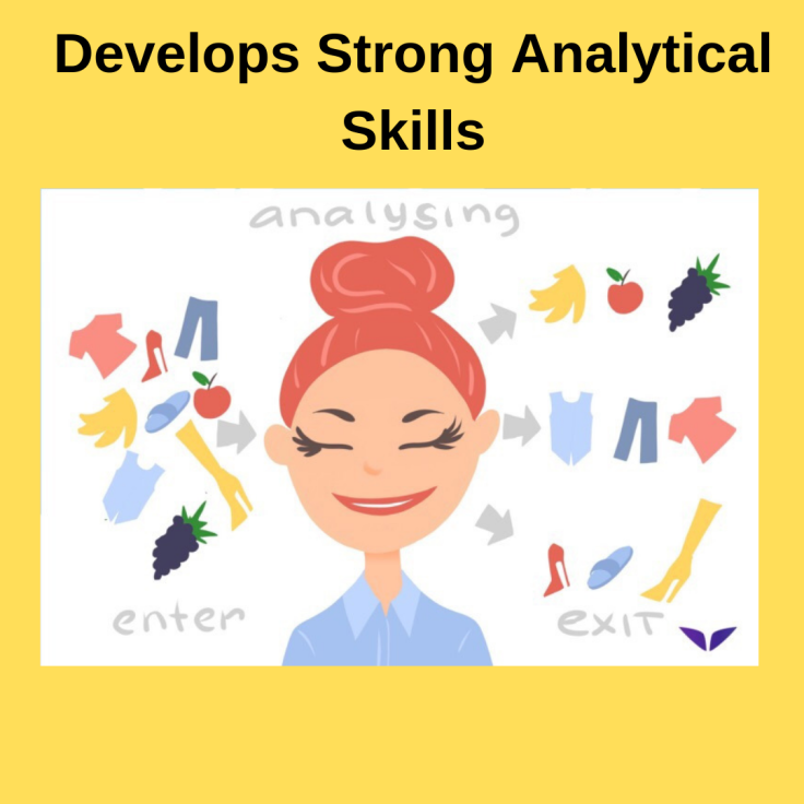 strong analytical skills